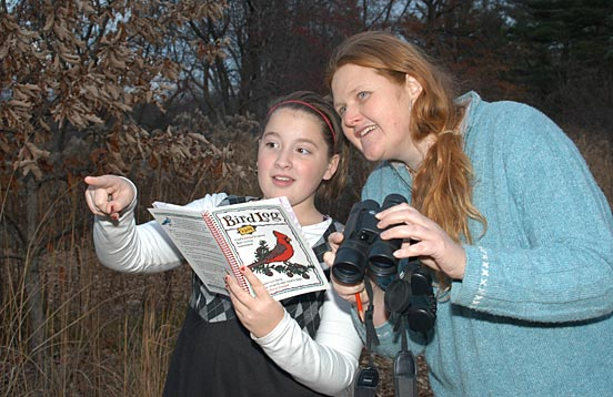 Help someone get started bird watching today