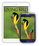 mobile devices to read Living Bird
